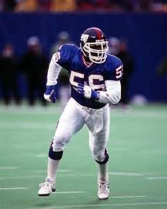 New York Giants  Hall of Famer Lawrence Taylor - NY Giants Rush 03f14082f