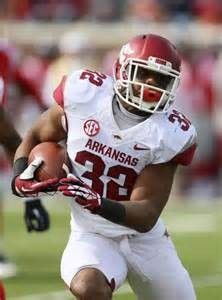 Jonathan Williams RB from Arkansas