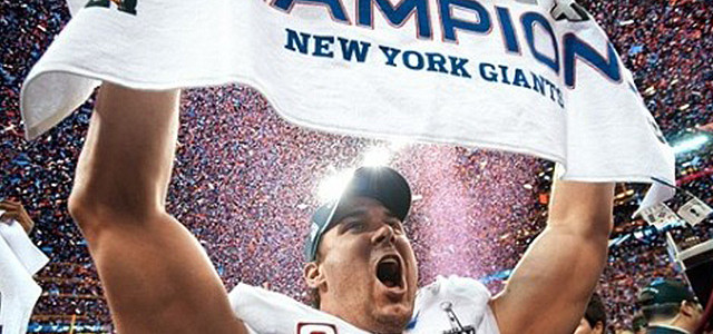 NY Giants 2012: Low Expectations Rule