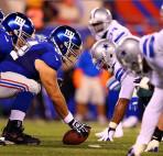 NY Giants O Line Inept