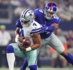 Olivier Vernon: can he cover in Space