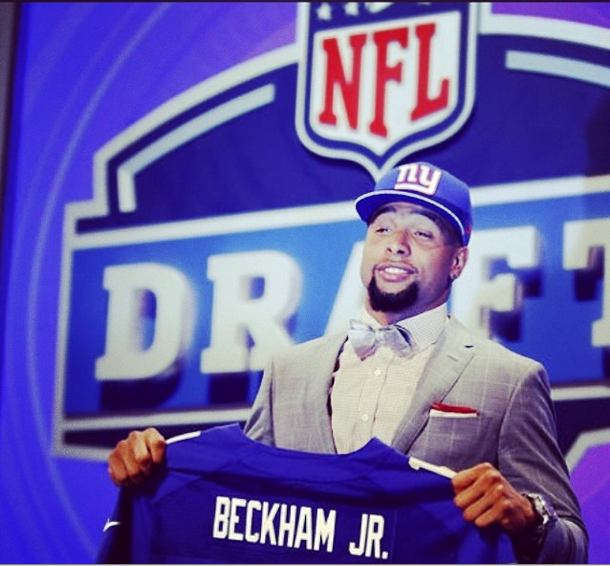 Why This Nba Rookie Class May Be The Best Of The Century: Giants Receiver Odell Beckham Jr. Top Of The Class