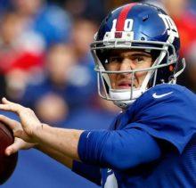 Eli Manning Not So Sharp