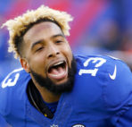 Odell Beckham traded